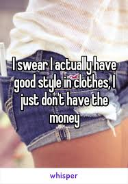 Confession Kid Meme - i swear i actually have good style in clothes i just don t have the