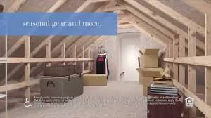 inspired designs by del webb fixed attic stairs youtube