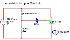 simple mini dusk to dawn switch for 220v ac 7 steps with pictures