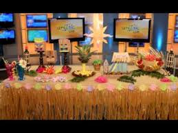 best hawaiian decorations ideas