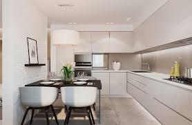 Modern Minimalist Kitchen Interior Design Warm Modern Interior Design