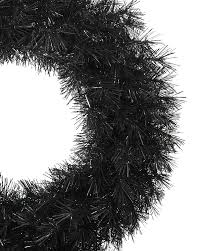 Garland by Tuxedo Black Christmas Wreaths U0026 Garland For Sale Treetopia