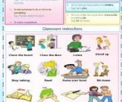 printable instructions classroom and classroom instructions