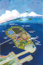 innovative ideas to turn the infamous rikers island into a new