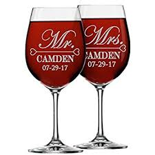wine glass gifts personalized wine glasses bridesmaid gifts