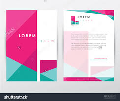 letter size brochure template letter template design business letter template