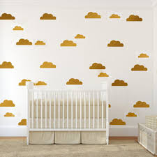 compare prices on wall decal clouds online shopping buy low price a026 removable clouds wall stickers for children s room vinyl wall decal for nursery home decor