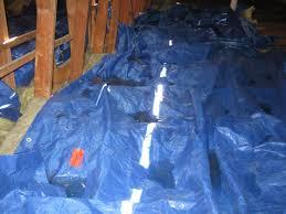 Ceiling Water Damage Repair by Freak Storm During A Roof Replacement U003d Ceiling Water Damage