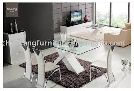 modern dining rooms sets startling dining room set modern room 4