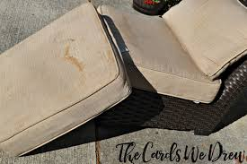 Cleaning Patio Furniture by Learn How To Clean Patio Cushions The Easy Way