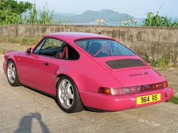 porsche 964 red 1992 porsche 911 964 rs u2013 still missing you right hand drive