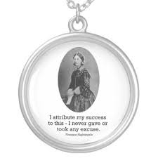 florence nightingale nursing graduate personalize silver plated