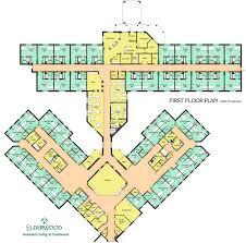 senior living floor plans carrington court assisted living