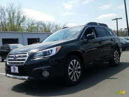 subaru outback touring black 2015 crystal black silica subaru outback 2 5i limited 103674140