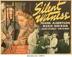 Silent Witness Stock Photos U0026 Silent Witness Stock Images Alamy
