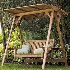 Backyard Cing Ideas For Adults Backyard Swing Ideas Marceladick