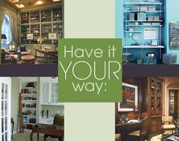 designing a home creating a home office that s right for you design basics