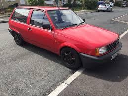 1991 volkswagen fox vw polo mk2 breadvan golf 1 0 fox in paulton bristol gumtree