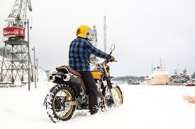 honda slr honda nx650 scrambler by janne hietakangas u2013 bikebound