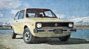 1975 volkswagen rabbit test drive we road test the first