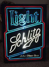light up beer signs i m a sucker for light up beer signs thriftstorehauls