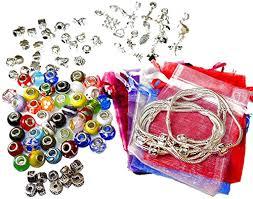 pandora style bracelet diy images Charm buddy pandora style bracelet making jewellery gift set kit jpg