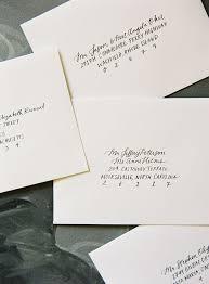 return address on wedding invitations best 25 addressing wedding invitations ideas on