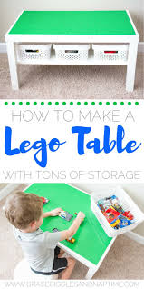 Play Table With Storage by Best 25 Diy Lego Table Ideas On Pinterest Lego Table Lego Play