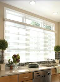 kitchen window treatment ideas wonderful kitchen window treatment ideas ayanosato com