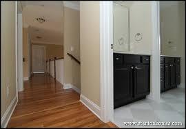 hardwood floor transitions making open floor plans work