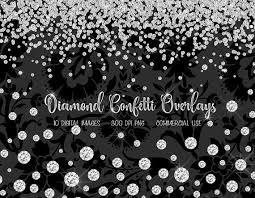 diamond pattern overlay photoshop download diamond confetti overlays diamond clipart diamond clip art png