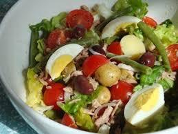 restaurant cuisine nicoise salad nicoise with tuna casablanca restaurant dumaguete