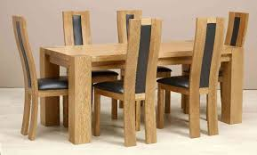 6 chair dining room table gallery and round glass with chairs