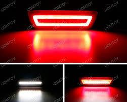 juke aftermarket tail lights nissan juke rogue murano 3 in 1 led rear fog light kit