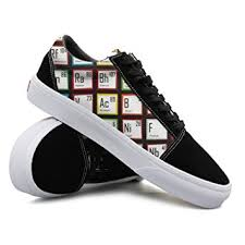 toms periodic table shoes amazon com jdyhsgfr cool sneakers science fair periodic table