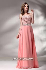 robe de soirã e chic pour mariage robe de soirée longue très chic avec bustier entièrement strass