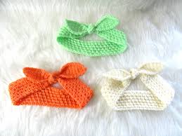 crochet headbands for babies baby headbands free crochet patterns