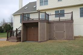 New Home Construction Steps by Steps To Build A Deck Custom Deck Builders In Baltimore Md