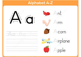 letter a tracing worksheet free printable puzzle games