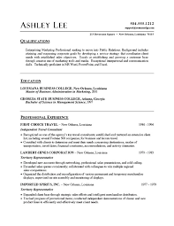 Word 2007 Resume Template Best Resume Template Word Resume Templates Word 2007 Sales Manager