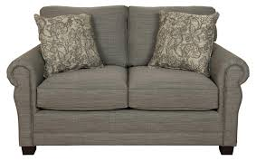 ashley furniture janley sofa england green 6936 two cushion loveseat with traditional style
