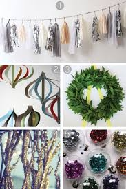 Homemade Christmas Decoration Ideas by Diy Fun U0026 Easy Christmas Decoration Ideas K Sarah Designs