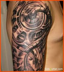 innovative mechanical arm tattoo goluputtar com