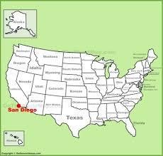 california map in us san diego maps california u s maps of san diego