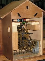 How To Fix A Cuckoo Clock Repairing Plastic Cannon Pinion On Ca 1960s Cuckoo Clock