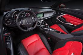 1999 Camaro Interior 2016 Chevrolet Camaro Review U0026 Ratings Edmunds