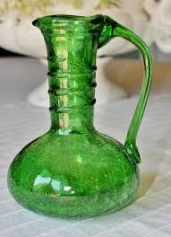 Vintage Vases For Sale Antique U0026 Vintage Crackle Glass Price Guide Adirondack Heart