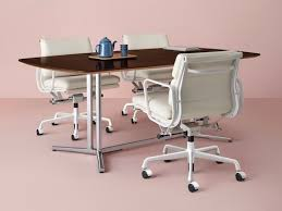 Herman Miller Meeting Table Everywhere Tables Design Story Collaborative Furniture Herman