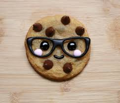nerdy nummies smart cookies smart cookie chocolate and food