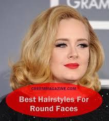 Hochsteckfrisurenen F Runde Gesichter by Haare Styles 101 Frisuren Für Runde Gesichter Passen Haare Styles